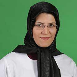 Dr. Masoumeh Saeedi, ENT specialist in Tehran, Iran